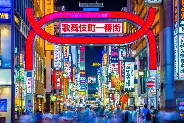 水商売,カードローン,歌舞伎町
