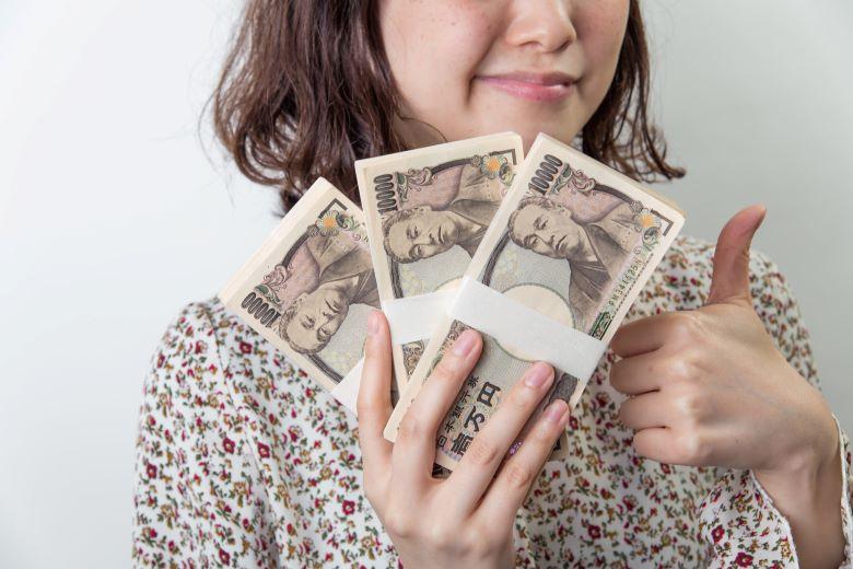 スクラッチ,当たる確率,女性,お金