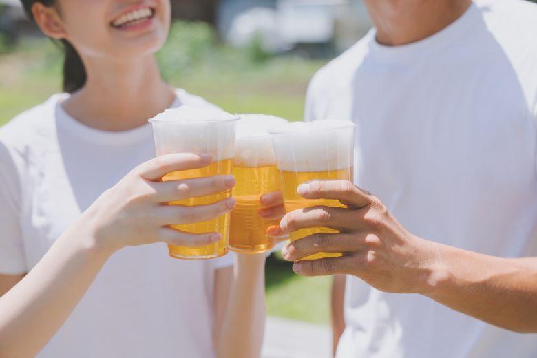 レンタルフレンド,酒