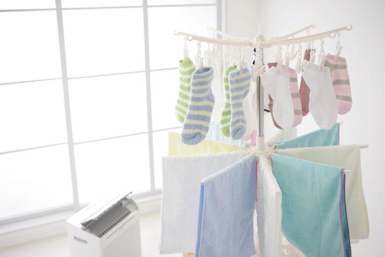 除湿機,電気代,洗濯物