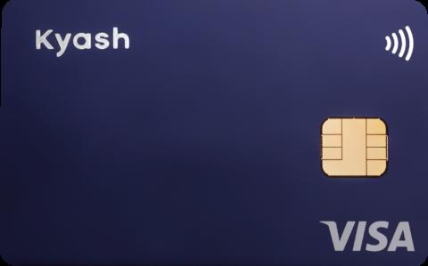 kyash,Kyash Card