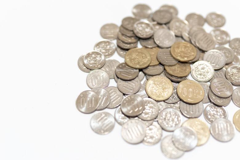 atm,小銭,硬貨
