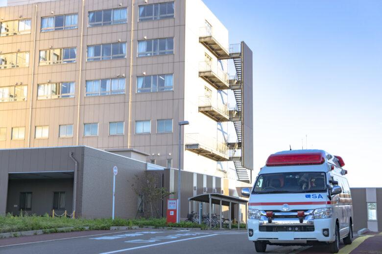 救急車,料金,病院